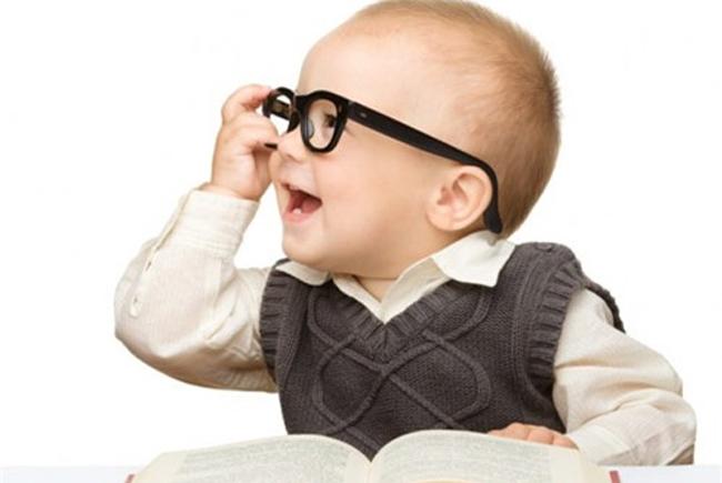Yếu tố bất ngờ giúp trẻ thông minh