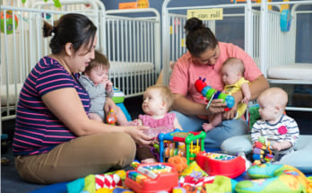 Giáo dục sớm mang lại nhiều lợi ích
